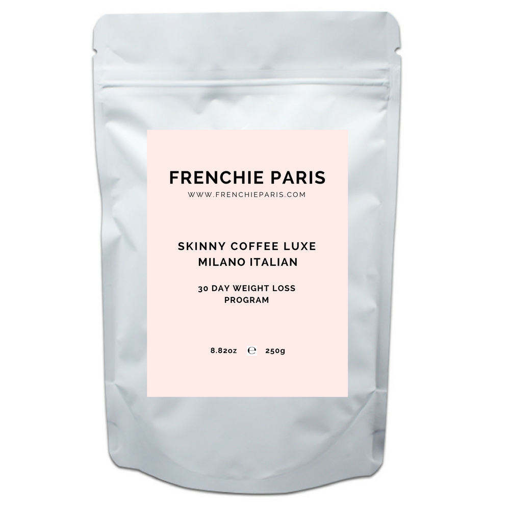 Frenchie Paris Skinny Coffee Luxe 30 Day Weight Loss Program Milano Italian 2