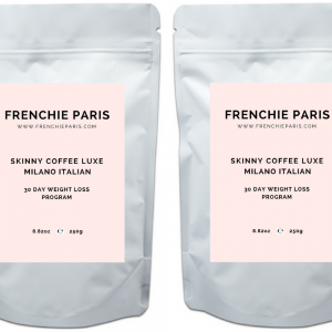 Frenchie Paris Skinny Coffee Luxe 60 Day Weight Loss Program Milano Italian 1