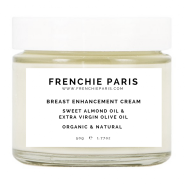 Breast Enhancement Cream Natural & Organic Frenchie Paris