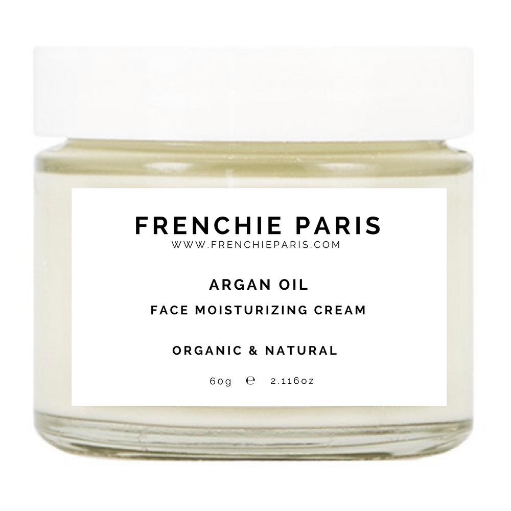 Argan Oil Face Moisturizing Cream